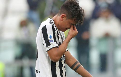 Crni dani za Juventus: Dibala u suzama napustio stadion, ali to nije kraj problemima (VIDEO)