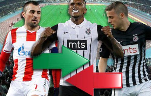 """Leto """"pokajnika"""" - nigde nije kao kod kuće: Ovi igrači su se 2021. vratili u srpski fudbal (VIDEO)"""