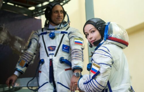 """Svemirska trka"" preneta na filmsko platno: Ruska ekipa stiže na MSS, snimaju ""Izazov"" (VIDEO)"