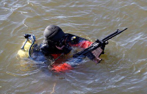 Ruski komandosi ratuju pod vodom: Njihovo ORUŽJE ispaljuje specijalne metke i granate (VIDEO)