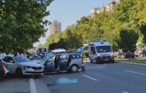 Mislili da je MRTAV, prekrili ga čaršafom nakon nesreće u Novom Sadu: Desila se ŠOKANTNA stvar (VIDEO)