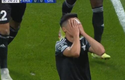 Ovaj Šerif nije normalan! Zvezdin dželat sada šokirao i Real Madrid: Strelac gola se hvatao za glavu!