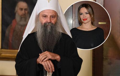 Zbog čega je Severina SRAMOTNE poruke pisala patrijarhu Porfiriju? Otkriveni DETALJI uznemiravanja
