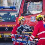 Požar u centru Beograda: Jedna osoba u BESVESNOM STANJU, vatra buknula na prvom spratu