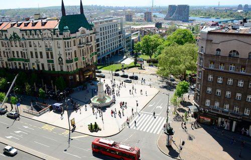 ZATVARA se centar Beograda: U ovom delu dana blokirane pojedine ulice, a evo kako se menja gradski prevoz