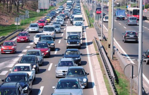 AMSS upozorio: Pažljivija vožnja u zonama radova, na Šidu čeka se 4 sata