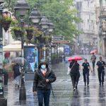 PRVO jesenje jutro kišovito: Posle podne pretežno SUNČANO, temperatura do 20 stepeni