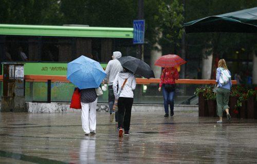 U Srbiji danas HALDNO i kišovito: Najviša temperatura do 14 stepeni, evo šta nas čeka do kraja meseca