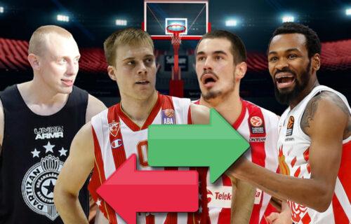 Leto pokajnika - ni košarkašima nigde nije kao kod kuće: Ovi momci su se 2021. vratili u Srbiju! (VIDEO)