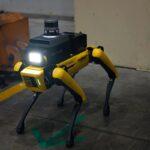 Robot-pas na NOVOM zadatku: Nećete verovati šta radi u noćnim satima i kakvu opremu nosi (VIDEO)