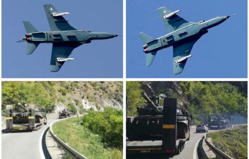 Albanija u STRAHU od srpske vojske: Traže povlačenje naših snaga upućenih na KiM - uhvatila ih PANIKA