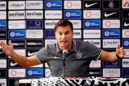Da li će nastaviti da vodi Partizan? Stanojević progovorio o svojoj sudbini u Humskoj