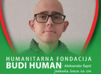 POMOZIMO Stefanu: Već 4,5 godine boluje od leukemije, njegovo IZLEČENJE jedino moguće u Nemačkoj