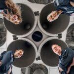 Svemirski turisti pišu istoriju: Svi se pitaju čemu služi SKRIVENA pregrada u njihovoj letelici (FOTO)