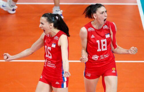 Nisu samo navijači oborili rekord: Tijana Bošković se zlatnim slovima upisala u istoriju ženske odbojke!