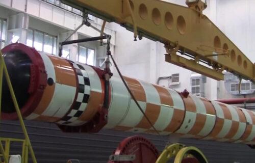 Satelit snimio Putinovo superoružje: Nuklearni torpedo POSEJDON izaziva cunami (FOTO+VIDEO)