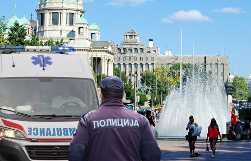 Teška noć u Beogradu: U četiri saobraćajke 11 POVREĐENIH, neuobičajeno veliki broj poziva Hitnoj pomoći