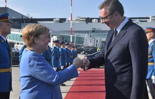 Ovo je prava ISTINA o odnosima Srbije i Nemačke: Nakon odlaska Merkelove, Vučić objavio snimak (VIDEO)