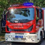 Drama u Šapcu: POŽAR U FABRICI, vatra preti da se proširi, brojni vatrogasci na terenu