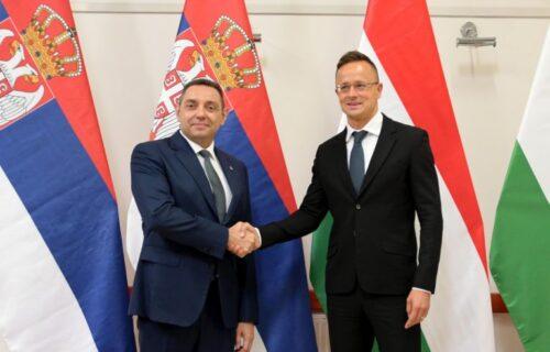 Ministar Vulin i Sijarto: Značajan dan za Srbiju i Mađarsku, obezbedili smo energetsku sigurnost