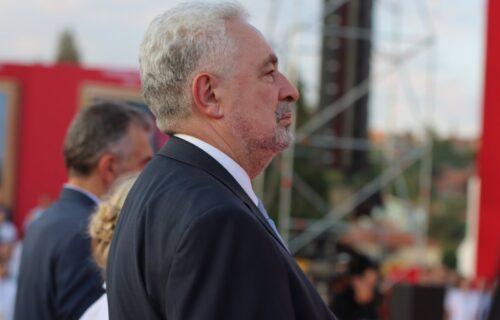 Narod u Podgorici ZVIŽDAO Krivokapiću: Pokazali šta misle o postupcima premijera