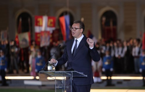 Zavist, ali i poštovanje! Hrvati i Crnogorci jedinstveni: Vučić je juče demonstrirao vojnu nadmoć Srbije!