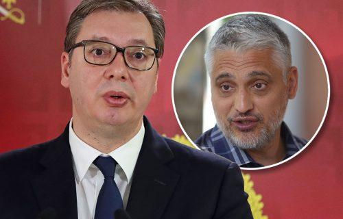 """Jovanović uz Hrvate i milogorce u NAPADU na Vučića: """"Režija na Cetinju rukopis stvaranja Velike Srbije"""""""