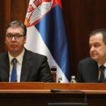 Danas se sastaju Vučić i Dačić: Tema susreta modeli saradnje dve stranke