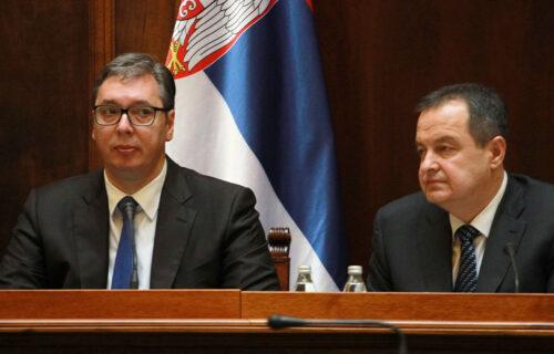 Danas sastanak SNS i SPS: Na čelu delegacija Vučić i Dačić