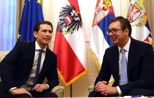 Predsednik Vučić sutra sa saveznim kancelarom Austrije: Sebastijan Kurc će dobiti ORDEN
