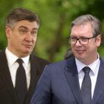 Dvostruki aršini: Da je Vučić rekao da je predsednik svih Srba - izbio bi SKANDAL, a Milanoviću svi ĆUTE!