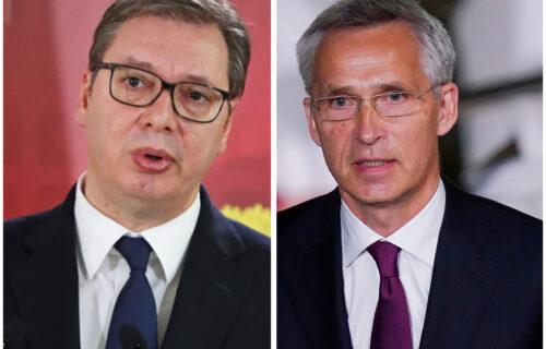 Vučić razgovarao sa Stoltenbergom zbog KiM: Srbija će se ponašati ODGOVORNO, međunarodna zajednica ĆUTI