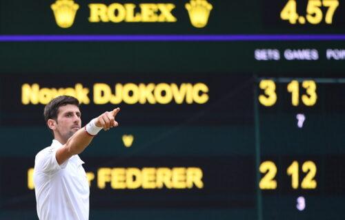 Ćutao je dugo, a sada se konačno oglasio: Federer iznenadio rečima o Novaku Đokoviću
