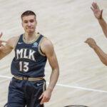 Dan za medije u NBA ligi, a tema je Novak Đoković: Bogdanović odgovorom oduševio celu Srbiju