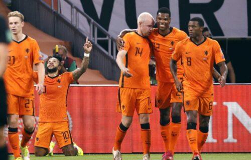 Kvalifikacije za Mundijal u Kataru: Holanđani unakazali Tursku, Francuzi rutinirali Fince (VIDEO)