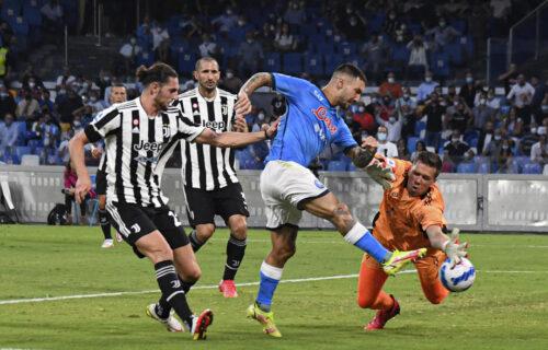 """Juventus se raspada: Tri utakmice bez pobede, Napoli savladao """"staru damu"""" (VIDEO)"""