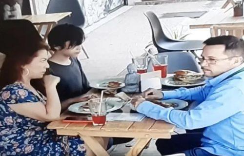 Pokušali da oblate restoran i ne plate račun: Kamere su ih demantovale, a uradili su nešto užasno (VIDEO)