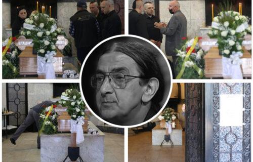 SAHRANJEN Vladimir Marjanović: Supruga nije došla, porodica ga ispratila na večni počinak (FOTO)