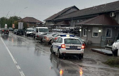 Uhapšen mladić (27) koji je UDARIO staricu kod Čačka: Podneta krivična prijava
