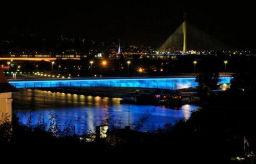 Simboli Beograda večeras će biti obojeni u plavu boju: Obeležava se Dan Ujedinjenih nacija