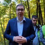 """Predsednik Vučić se ZAHVALIO srpskim radnicima: """"Ponosan sam na rad svih ovih DIVNIH ljudi"""" (VIDEO)"""