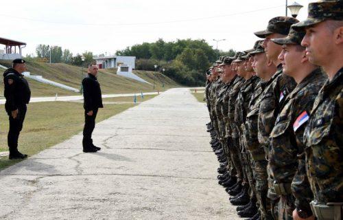 "Ministar Vulin: ""Terorizam je globalna pretnja i za borbu protiv terorizma moramo biti spremni"" (FOTO)"