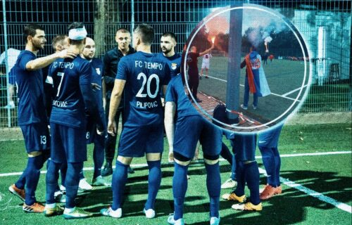 Kapiten srpskog kluba o skandalu sa Šiptarima: Vređali su nas ceo meč, mi smo samo hteli da igramo fudbal