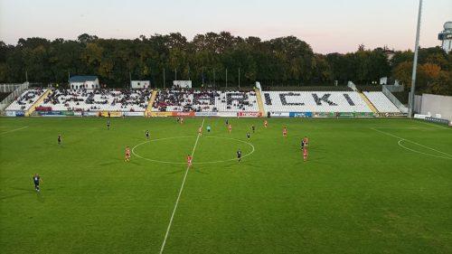 Legende Zvezde gledaju nove nade: Lepe scene na meču omladinske Lige šampiona! (FOTO)