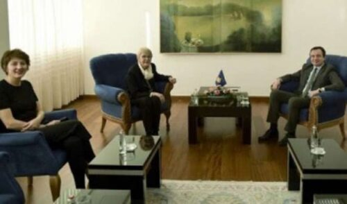 Sonja Biserko otišla korak DALJE: Udara na Vučića, a u Prištini se sastaje sa Aljbinom Kurtijem (FOTO)