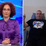 Sramota na TV Podgorica: Voditeljka na NAJPRIZEMNIJI način govorila o ubistvu Ljubiše Mrdaka (VIDEO)