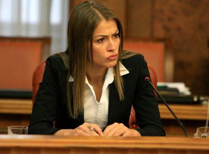 Dijana Hrkalović OSTAJE iz rešetaka: ODBIJENA žalba branilaca nekadašnje državne sekretarke MUP