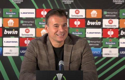 Stanojević najavio kako će Partizan izgledati protiv Genta: Navijačima će se ovo svideti! (VIDEO)