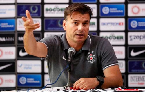 Stanojević besan zbog poteza Napretka: Nemojte da nam oduzimate nešto zbog čega se igra fudbal! (VIDEO)
