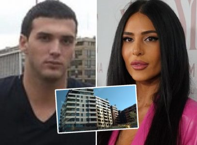 Pet soba, nekoliko kupatila, STAKLENA terasa: Anastasija uhvaćena dok je obilazila svoj novi LUKS dupleks